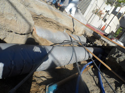 buried-pipe-insulation-thumb And Tube Wiring Buried In Insulation on drywall and insulation, wire and insulation, ventilation and insulation, siding and insulation, heating and insulation,